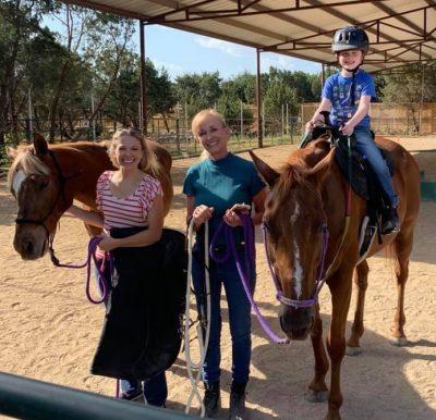 Equine Rehabilitation Central Texas