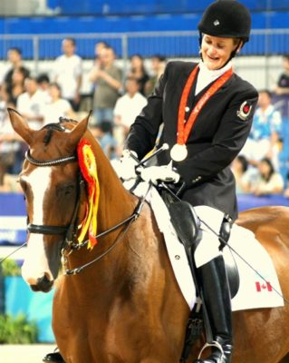 Paralympic Gold Medal Winner Lauren Barwick