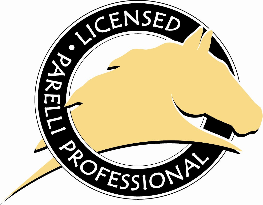 Licensed Parelli Professional Logo