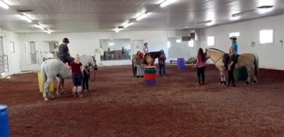 Therapeutic horsemanship best practices   parelli foundation