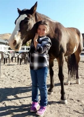 LEAD with Horses Mare H
