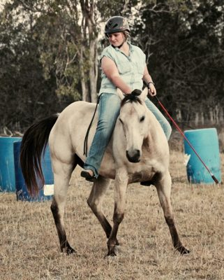 Holly Future of Horsemanship